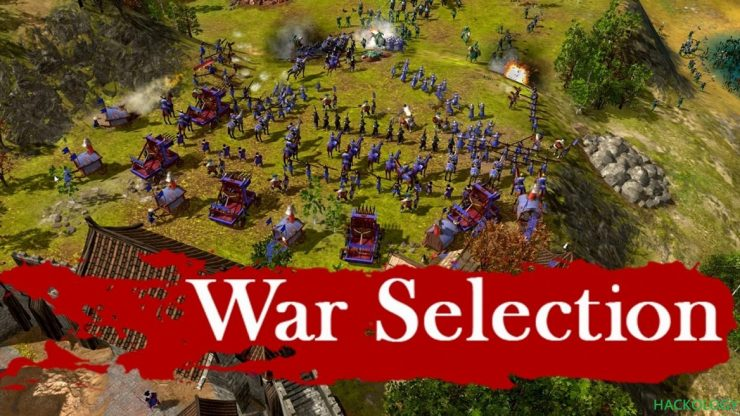 War Selection Secret Update