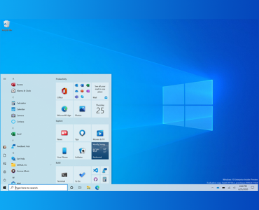 Windows 10 New Start Menu Hack